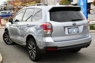 2017 Subaru Forester S4 MY18 2.5i-S CVT AWD Ice Silver 6 Speed Constant Variable Wagon.