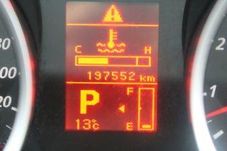 2010 Mitsubishi Lancer CJ MY11 VR-X 6 Speed CVT Auto Sequential Sedan