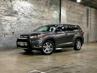 2015 Toyota Kluger GSU55R Grande AWD Grey 6 Speed Sports Automatic Wagon.