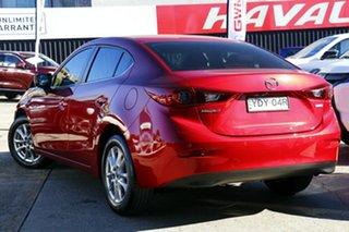 2015 Mazda 3 BM5278 Maxx SKYACTIV-Drive Red 6 Speed Sports Automatic Sedan.