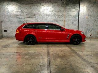2016 Holden Commodore VF II MY16 SS V Sportwagon Redline Red 6 Speed Sports Automatic Wagon