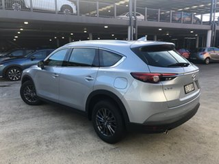2020 Mazda CX-8 KG2WLA Touring SKYACTIV-Drive FWD Sonic Silver 6 Speed Sports Automatic Wagon