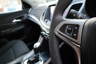 2015 Holden Commodore VF MY15 Evoke Silver 6 Speed Sports Automatic Sedan.