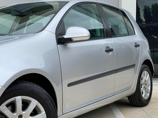 2005 Volkswagen Golf V Comfortline Silver 6 Speed Manual Hatchback
