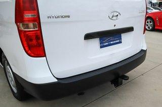 2014 Hyundai iLOAD TQ2-V MY14 White 6 Speed Manual Van.