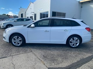 2016 Holden Cruze JH Series II MY16 CDX Sportwagon White 6 Speed Sports Automatic Wagon