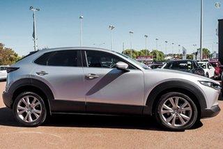 2021 Mazda CX-30 DM2W7A G20 SKYACTIV-Drive Evolve Silver 6 Speed Sports Automatic Wagon