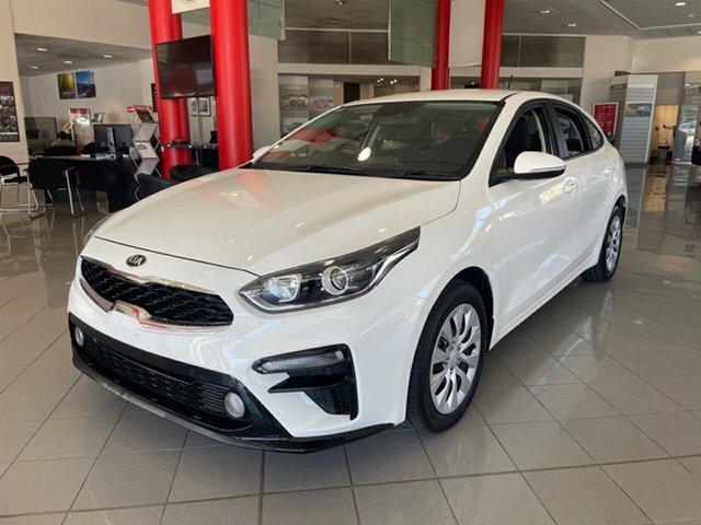Used Kia Cerato BD MY20 S Artarmon, 2020 Kia Cerato BD MY20 S White 6 Speed Sports Automatic Hatchback