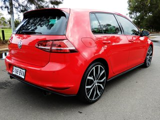 2015 Volkswagen Golf VII MY15 GTI DSG Performance Red 6 Speed Sports Automatic Dual Clutch Hatchback.