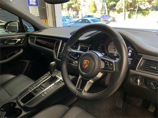 2015 Porsche Macan 95B S Diesel Black Sports Automatic Dual Clutch Wagon