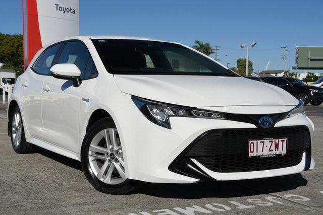 Pre-Owned Toyota Corolla Albion, Corolla Hatch Hybrid Ascent Sport 1.8L Auto CVT 5 Door