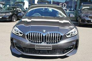 2020 BMW 118i F40 M Sport Mineral Grey 7 Speed Auto Dual Clutch Hatchback