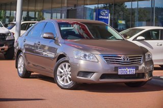 2010 Toyota Aurion GSV40R MY10 AT-X Bronze 6 Speed Sports Automatic Sedan.