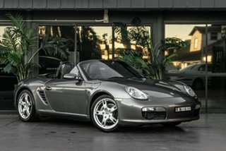 2007 Porsche Boxster 987 MY07 Grey 5 Speed Sports Automatic Convertible.