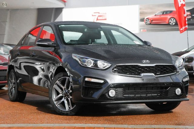 New Kia Cerato BD MY21 Sport Reynella, 2021 Kia Cerato BD MY21 Sport Grey 6 Speed Sports Automatic Sedan