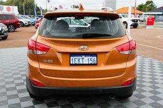 2014 Hyundai ix35 LM3 MY14 Elite Orange 6 Speed Sports Automatic Wagon.
