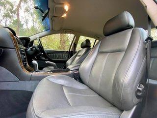 2004 Holden Statesman WL Heron White 4 Speed Automatic Sedan