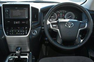2016 Toyota Landcruiser VDJ200R GXL Silver Pearl 6 Speed Sports Automatic Wagon