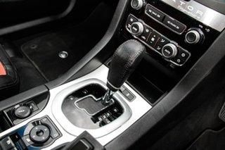 2011 Holden Special Vehicles Senator E Series 3 MY12 Signature Black/Grey 6 Speed Sports Automatic