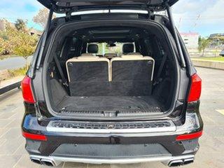 2013 Mercedes-Benz GL-Class X166 GL63 AMG SPEEDSHIFT PLUS Black 7 Speed Sports Automatic Dual Clutch