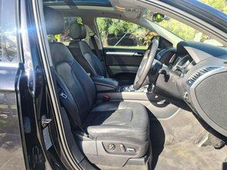 2015 Audi Q7 4L MY15 TDI Tiptronic Quattro Black 8 Speed Sports Automatic Wagon