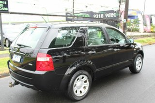 2008 Ford Territory SY SR AWD Black 6 Speed Sports Automatic Wagon