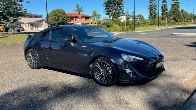 Used Toyota 86 ZN6 GTS Port Macquarie, 2014 Toyota 86 ZN6 GTS Grey 6 Speed Manual Coupe