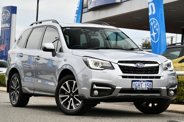 Used Subaru Forester S4 MY18 2.5i-S CVT AWD Melville, 2017 Subaru Forester S4 MY18 2.5i-S CVT AWD Ice Silver 6 Speed Constant Variable Wagon