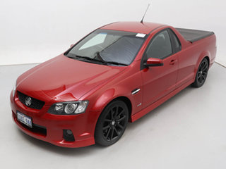2011 Holden Commodore VE II SS-V Red 6 Speed Automatic Utility
