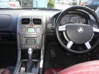 2003 Holden Calais VY Burgundy 4 Speed Automatic Sedan