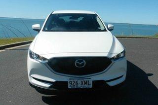 2017 Mazda CX-5 KF2W76 Maxx White 6 Speed Manual Wagon