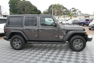 2019 Jeep Wrangler JL MY19 Unlimited Sport S Grey 8 Speed Automatic Softtop