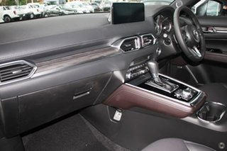 2021 Mazda CX-8 KG4W2A GT SKYACTIV-Drive i-ACTIV AWD White 6 Speed Sports Automatic Wagon