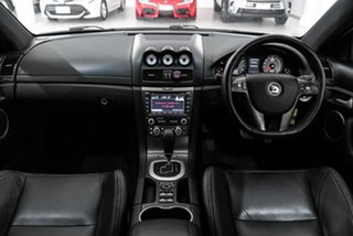 2010 Holden Special Vehicles ClubSport E Series 2 GXP Silver 6 Speed Sports Automatic Sedan.