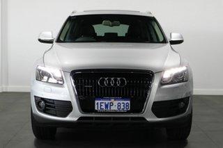 2012 Audi Q5 8R MY12 FSI S Tronic Quattro Silver 7 Speed Sports Automatic Dual Clutch Wagon.