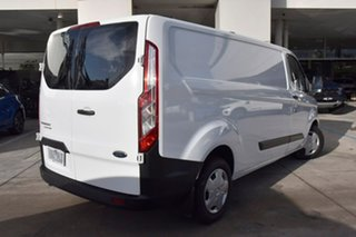 2019 Ford Transit Custom VN 2018.75MY 340L (Low Roof) White 6 Speed Automatic Van.