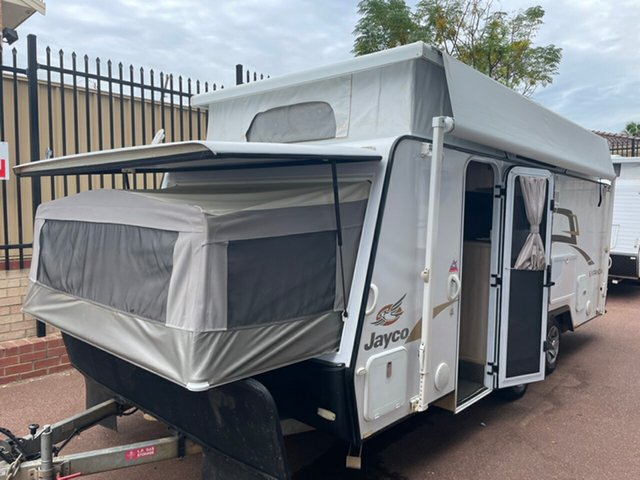 Used Jayco Expanda St James, 2015 Jayco Expanda Caravan