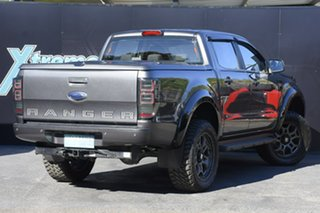 2017 Ford Ranger PX MkII XLS Double Cab Grey 6 Speed Sports Automatic Utility
