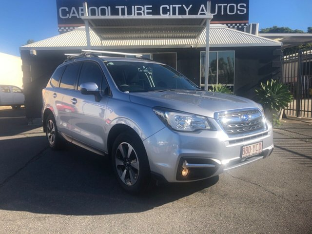 Used Subaru Forester MY18 2.5I-L Morayfield, 2018 Subaru Forester MY18 2.5I-L Silver Continuous Variable Wagon