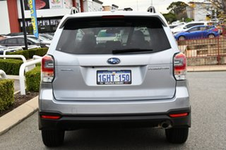 2017 Subaru Forester S4 MY18 2.5i-S CVT AWD Ice Silver 6 Speed Constant Variable Wagon