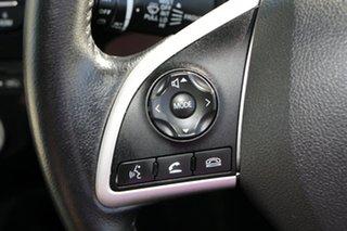 2014 Mitsubishi Mirage LA MY14 ES Planet Red 1 Speed Constant Variable Hatchback