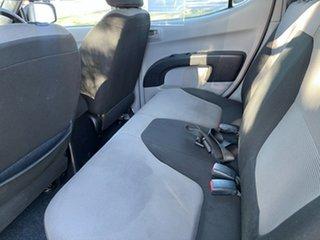 2010 Mitsubishi Triton MN MY10 GL-R Double Cab White 5 Speed Manual Utility