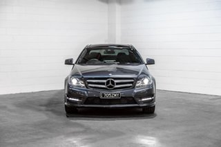 2014 Mercedes-Benz C-Class C204 MY14 C250 7G-Tronic + Grey 7 Speed Sports Automatic Coupe