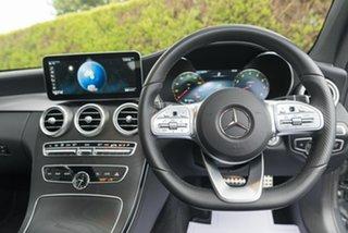 2020 Mercedes-Benz C-Class C205 800+050MY C200 9G-Tronic Selenite Grey 9 Speed Sports Automatic