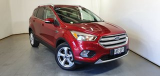2016 Ford Escape ZG Trend Red 6 Speed Sports Automatic SUV.