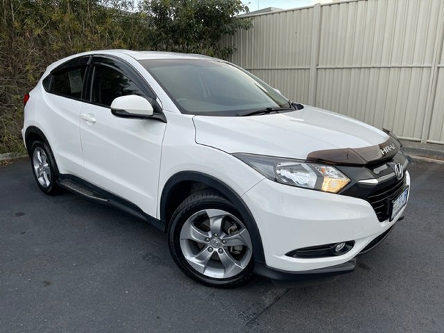Used Honda HR-V MY16 Limited Edition Devonport, 2016 Honda HR-V MY16 Limited Edition White Orchid 1 Speed Constant Variable Hatchback