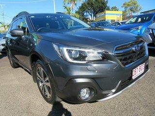 2019 Subaru Outback B6A MY19 2.5i CVT AWD Premium Grey 7 Speed Constant Variable Wagon.
