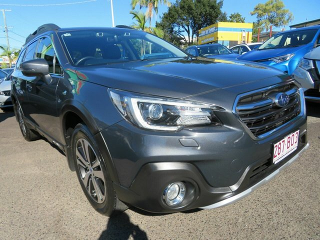 Used Subaru Outback B6A MY19 2.5i CVT AWD Premium Mount Gravatt, 2019 Subaru Outback B6A MY19 2.5i CVT AWD Premium Grey 7 Speed Constant Variable Wagon