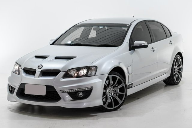 Used Holden Special Vehicles ClubSport E Series 2 GXP Berwick, 2010 Holden Special Vehicles ClubSport E Series 2 GXP Silver 6 Speed Sports Automatic Sedan