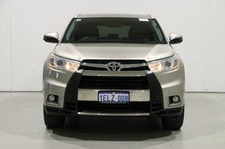 2014 Toyota Kluger GSU50R GXL (4x2) Gold 6 Speed Automatic Wagon.